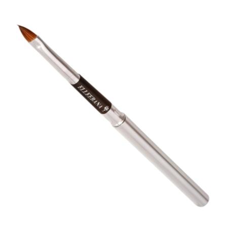 Lash tint applicator brush