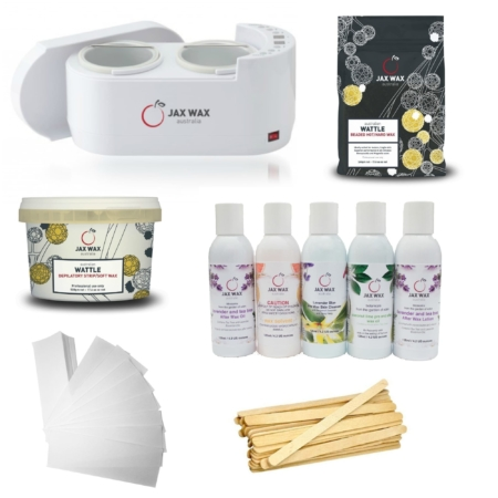 Waxing Kit