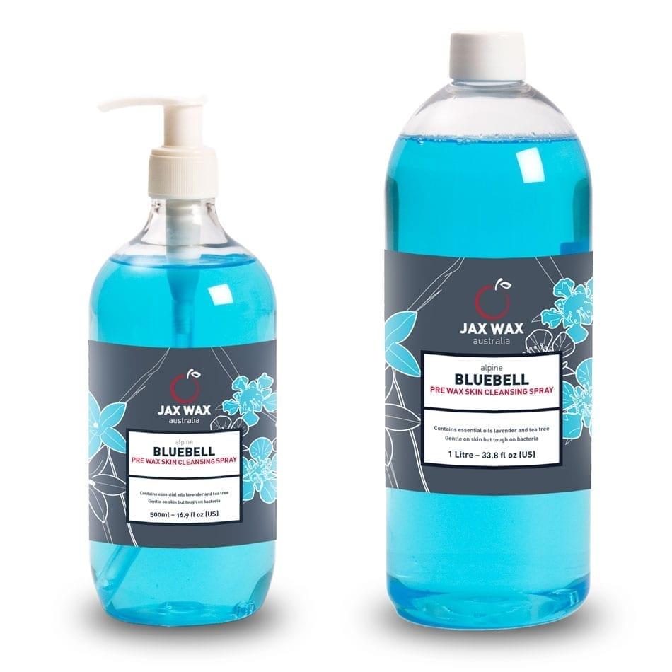pre wax cleanser
