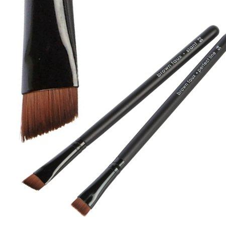 Slant brush