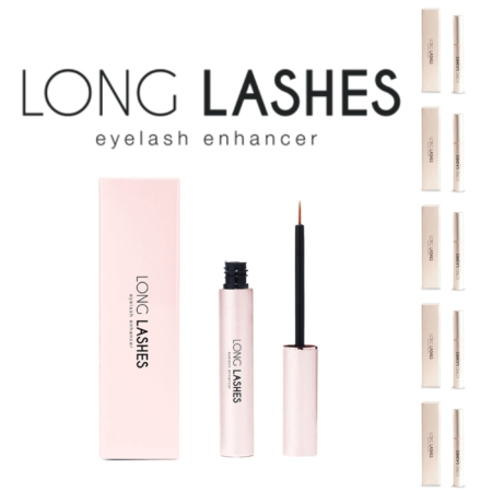 Vegan lash and brow