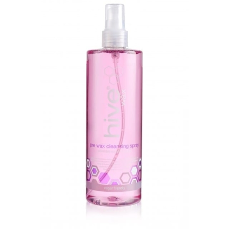 pre wax cleansing spray
