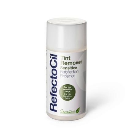 Refectocil sensitive tint remover