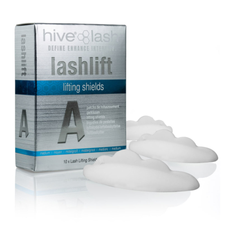 hive lash lifting shields